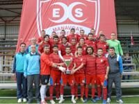 Manavgat Evrenseki'de Şampiyonluk Sevinci