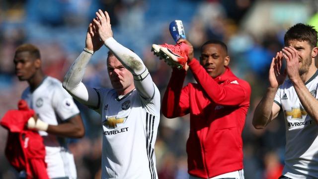 United, seriyi sürdürüyor