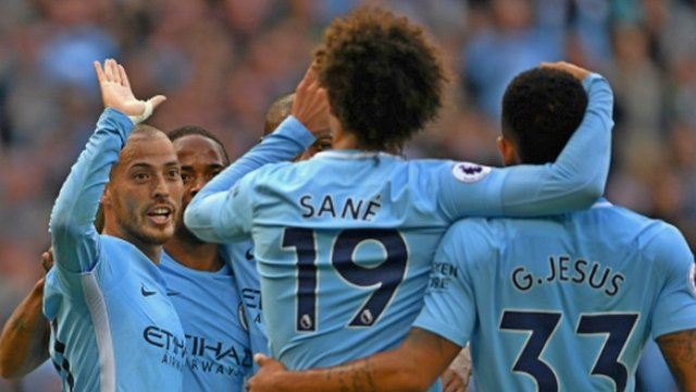 City 7 gol attı, Chelsea şok oldu!