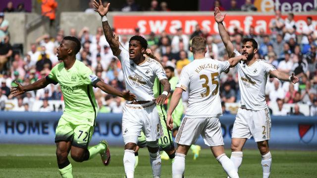 Man City Şampiyonlar Ligi'nde