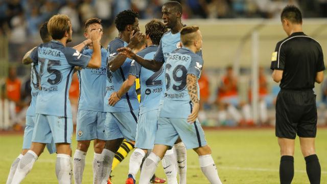 City Dortmund'u penaltılarla devirdi