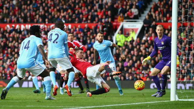 Manchester derbisinde gol yok