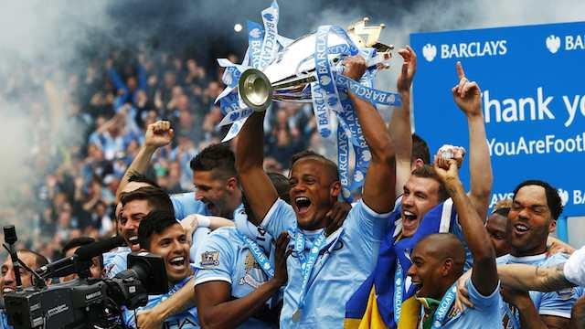 Manchester City Şampiyon!