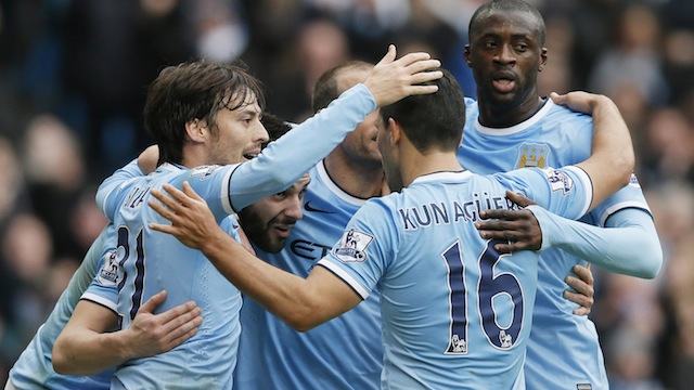 Manchester City Arsenal'e ayıp etti