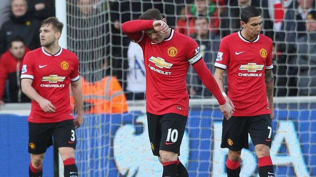 Man Utd yine Swansea'ye takıldı