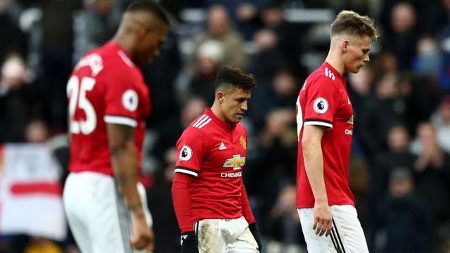 Man Utd deplasmanda kaybetti