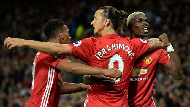 Zirve artık Manchester United'ın