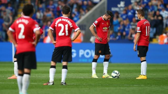 United defansı çöktü