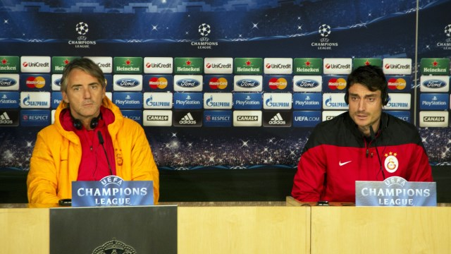 Mancini'den Sneijder açıklaması