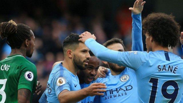 Manchester City seriye bağladı