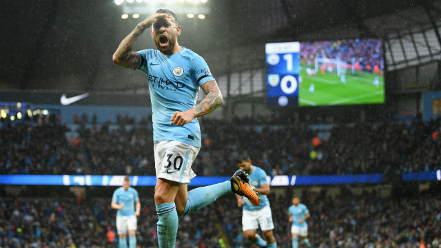 Manchester City'yi kimse durduramıyor