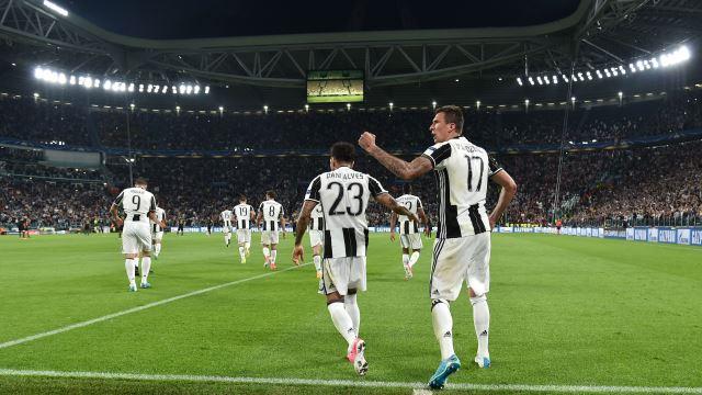 İlk finalist Juventus!