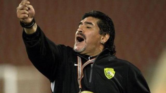 Maradona: Artık Bıktım
