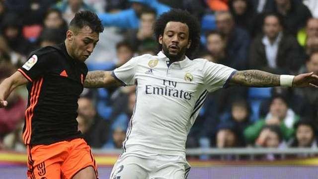 Real'i Marcelo ipten aldı!