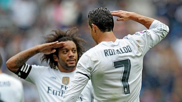 Real Madrid güle oynaya kazandı