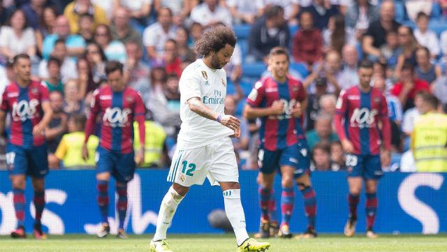 Marcelo derbide yok!
