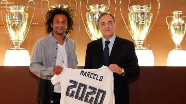 Real Madrid'de 5 yıllık imza