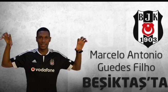 Beşiktaş resmen açıkladı