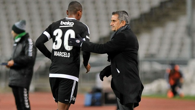 Beşiktaş'ta Marcelo şoku