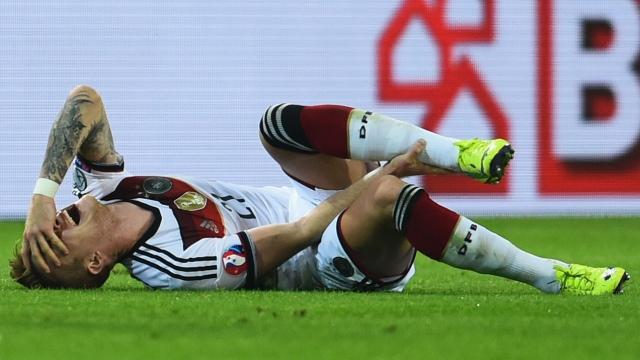 Dortmund'da Reus şoku!