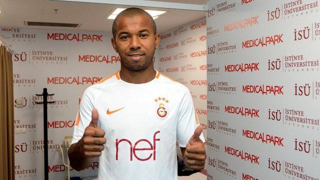 Ve resmen Galatasaray'da!