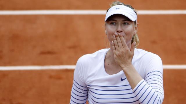 Sharapova, ABD Açık'a katılıyor