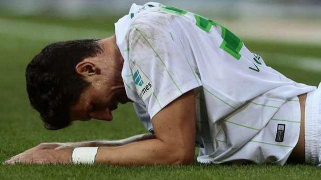 Mario Gomez sakatlandı!