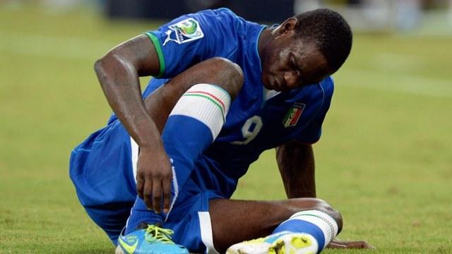 Balotelli'den kötü haber!