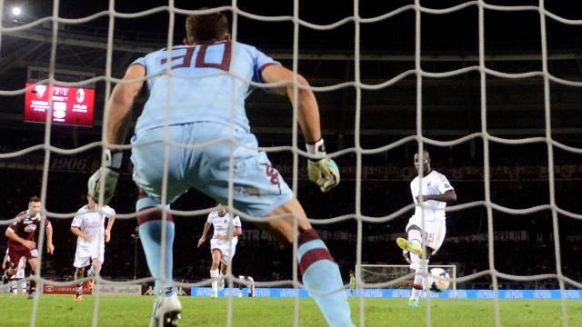 Penaltı canavarı Balotelli