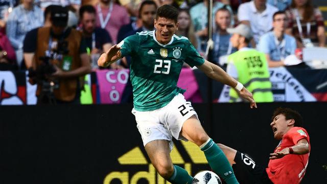 Mario Gomez de Almanya Milli Takımı'nı bıraktı