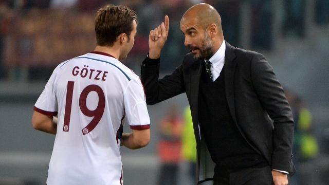 Guardiola şaşırttı: Kalmasını istiyorum