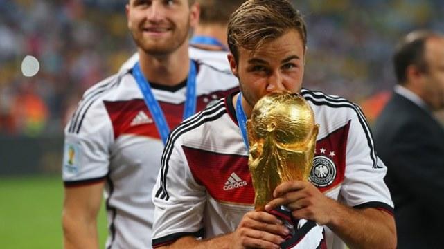 Almanya'nın Messi'si parladı