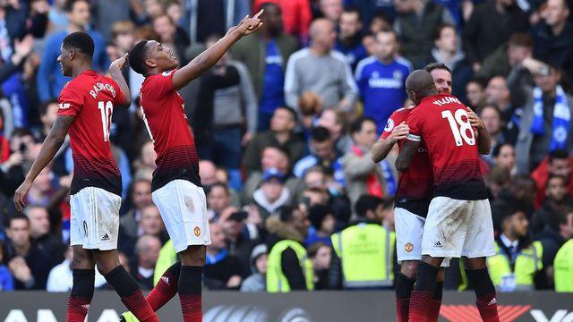 Manchester United galibiyeti kaçırdı