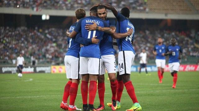 Fransa'dan İtalya'ya 3 gol!