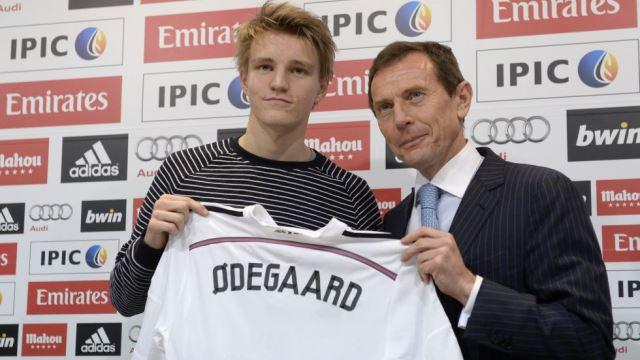 Geleceğin yıldızını Real Madrid kaptı