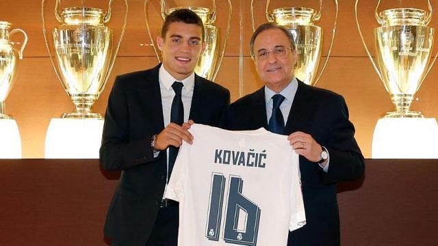 Mancini'nin yıldızı Real Madrid'de!