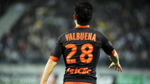 Valbuena Rusya'yı seçti