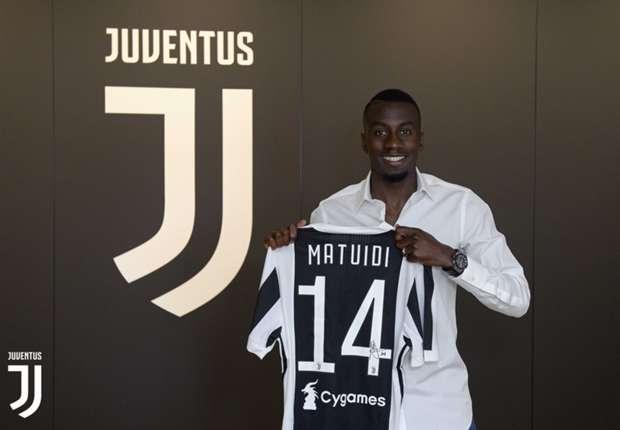 Juventus, Blaise Matuidi ile imzaladı