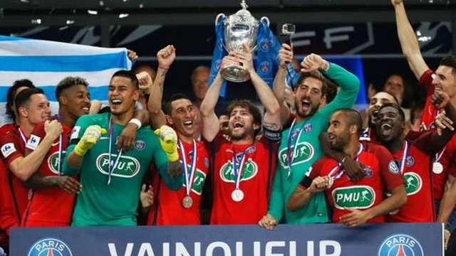 Fransa Kupası şampiyonu PSG!