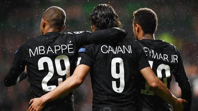 'Neymar ve Cavani bu işi çözsün'
