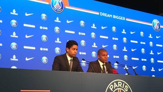Mbappe: Önceliğim Monaco'ydu