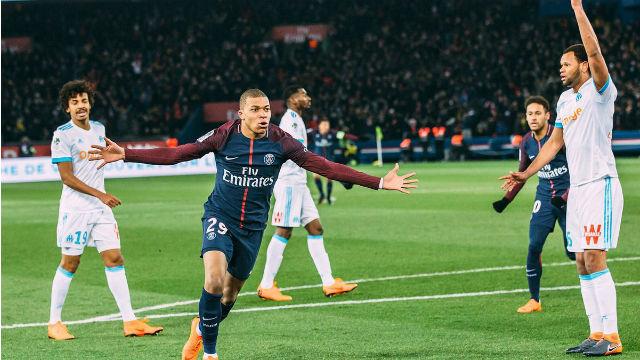 PSG Marsilya'yı rahat geçti