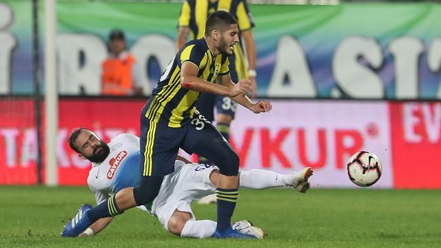 'Hedefimiz Konyaspor'u eli boş göndermek'