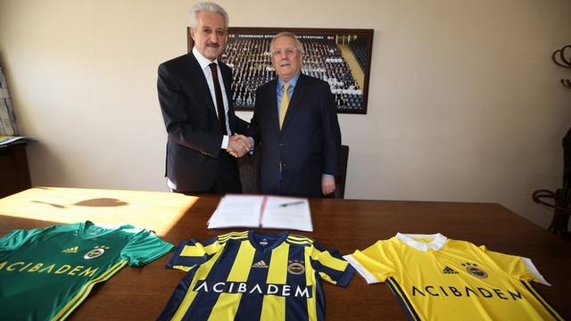 Fenerbahçe forma sponsorunu buldu