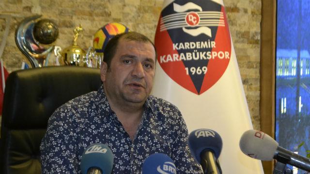 Karabükspor altyapı oyuncuları ile oynayacak!