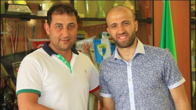 Tecrübeli isim 1 yıl daha Konya'da