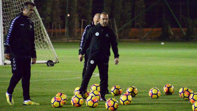 Mehmet Özdilek: Cesur oynamayı seven bir takımız