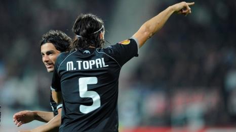 Mehmet Topal'dan Süper Gol