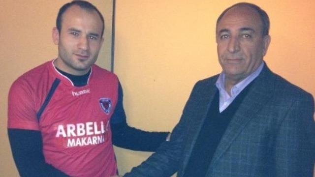 Mehmet Yıldız İmzayı Attı