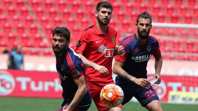 Eskişehirspor'dan kritik 3 puan!